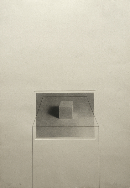 07 Liliana Porter Untitled_with_cube_75