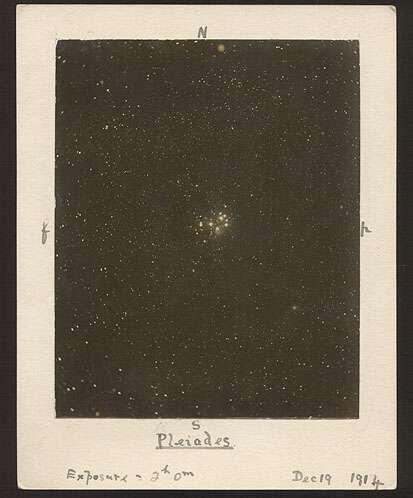 11 a Pleiades 1914