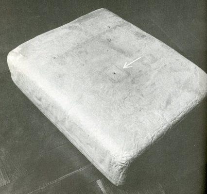 34 Franz Erhard Walther Werkmonographie, Herausgegeben von Götz Adriani, DuMont Kuns::Praxis, Cologne, 1972