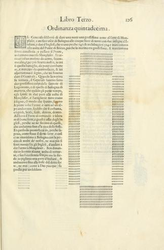 52 Girolamo Maggi, book on fortification , printed in Venice, 1583